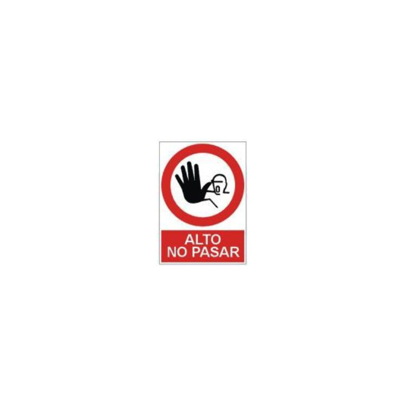 Stop of signal